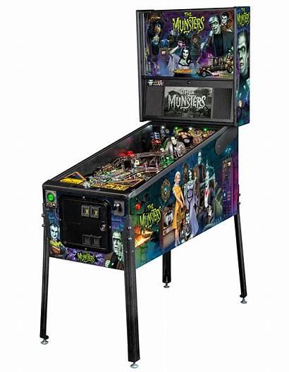 Pinball Munsters Premium Stern Machine Edition Horrors