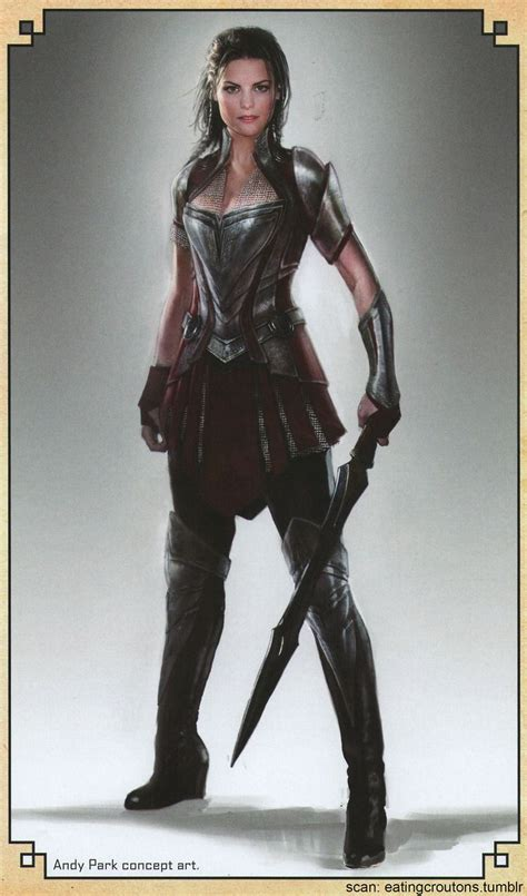 More Cool Concept Art For Thor The Dark World Concept