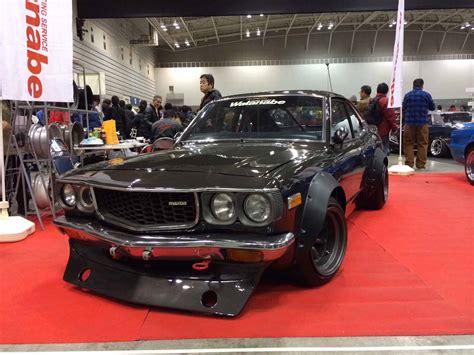 retro cars heaven  japan nostalgic days show