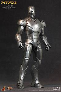 Iron Man 2: 1/6 Mark 2 Armor Unleashed Version (Hot Toys ...