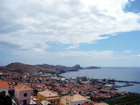 madeira canical  whaling village