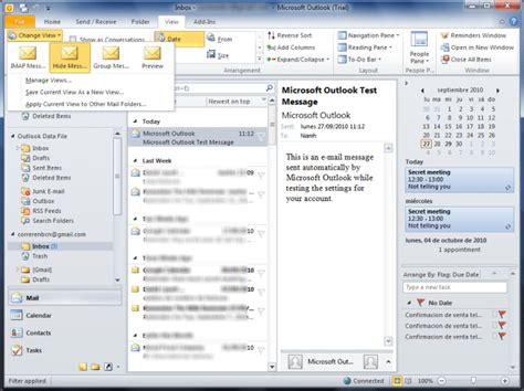 Office Outlook by Microsoft Outlook