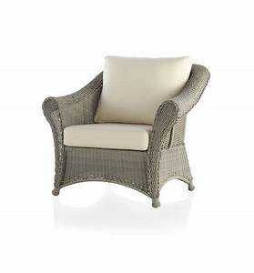 Fauteuil En Resine : fauteuil d 39 ext rieur en r sine tress e brin d 39 ouest ~ Teatrodelosmanantiales.com Idées de Décoration