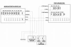 Hyundai Sonata  Audio Remote Control Schematic Diagrams