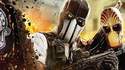 Army Cartel Devils Wallpapers Xbox Games Visceral