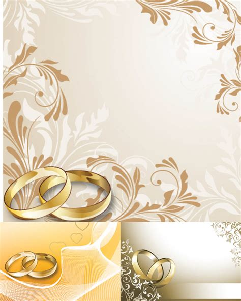 wedding card designs vector vector graphics blog
