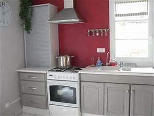 relooker des meubles de cuisine nos conseils peinture With deco cuisine pour meuble
