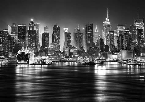 york city skyline manhattan photo wallpaper wall mural