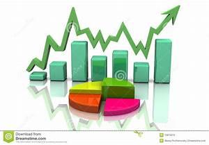 Business Graph  Chart  Diagram  Bar Stock Illustration