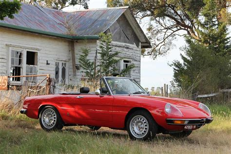 This Alfa Romeo 1750 Spider Is A Family Jewel • Petrolicious