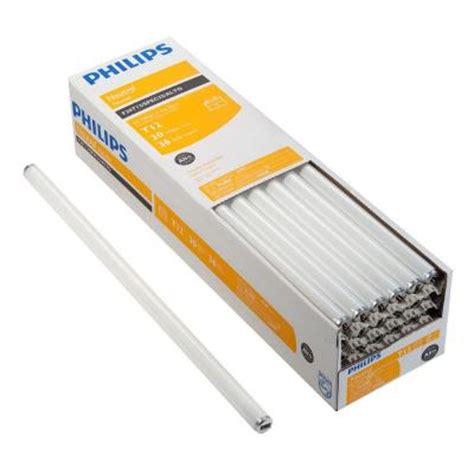 philips 3ft t12 watt neutral linear fluorescent light
