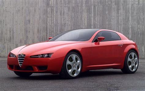 Alfa Romeo Company by Alfa Romeo Brera Concept More Lovely Than The Production