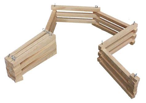 foyer benches with storage amish hardwood folding fence