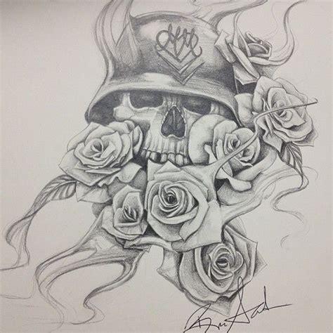 original artwork   metal mulisha maidens smokin  neck  artist bre skull  roses