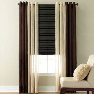Jcpenney Sheer Grommet Curtains by 31 Best Images About Window Treatments On