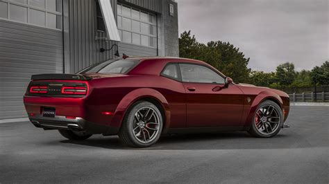 Dodge Hellcat Price by The 2018 Dodge Challenger Srt Hellcat Widebody Is A