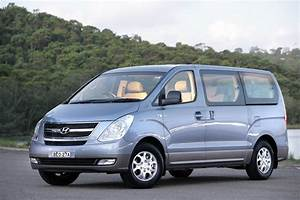 2010 Hyundai H1 Photos  Informations  Articles