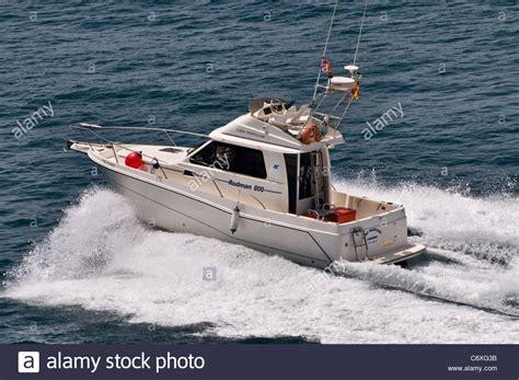 Small Fast Boats by Small Fast Fishing Boat Pleasure Craft Rodman 800 Stock
