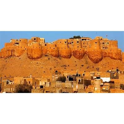 Historical Forts in the Land of Maharajas
