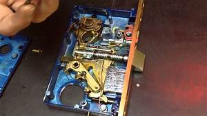 How To Reverse Or Rehand A Marks Usa Mortise Lock Handing