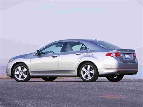 2009 Acura Tsx V 6 Related Infomationspecifications