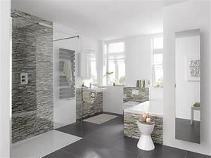 Wasserfeste Wandverkleidung Bad : fugenlose wandverkleidung bad teilsanierung mit system ~ Lizthompson.info Haus und Dekorationen