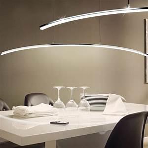 Suspension Salle à Manger : lustre suspension del 14 watts salle manger verre lampe led cuisine clairage ebay ~ Teatrodelosmanantiales.com Idées de Décoration