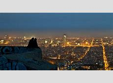 Bunkers del Carmel – Best views of Barcelona