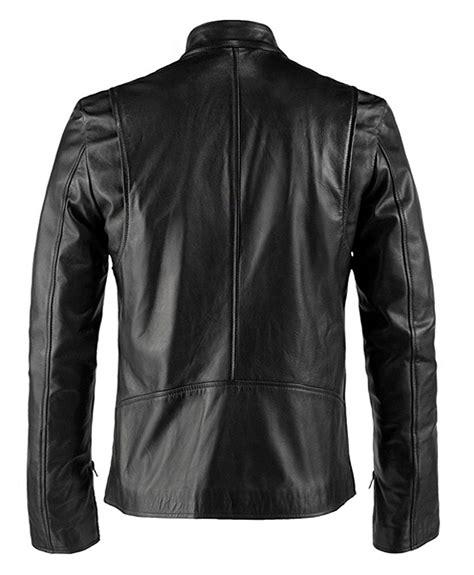jaket kulit iron man jaket kulit