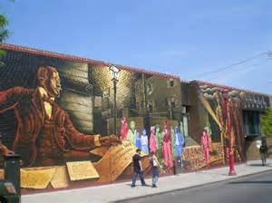 un mural