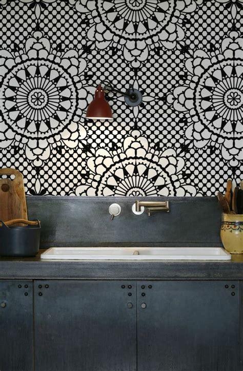 papier peint 4 murs cuisine papier peint 4 murs chambre 9 les 25 meilleures id233es