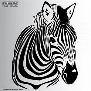 Zebra Head Silhouette | www.imgkid.com - The Image Kid Has It!