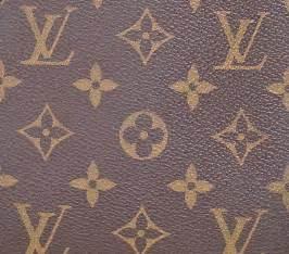 Louis Vuitton Monogram Pattern
