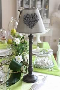 Lampe Für Fensterbank : tischlampe tischleuchte leuchte fensterbank landhaus lampe grau deko vintage ebay ~ Sanjose-hotels-ca.com Haus und Dekorationen