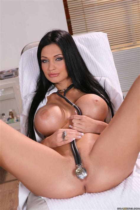 Aletta Ocean Hot Nurse Gets Fucked In The Ass Brazzers Pictures