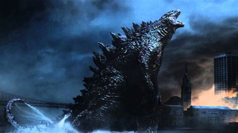 The Iron Giant Wallpaper Godzilla 2014 Victory Roar Youtube