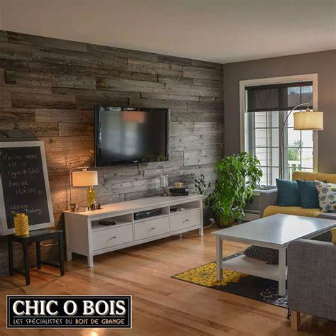 deco chambre lambris réalisations de mur en bois de grange