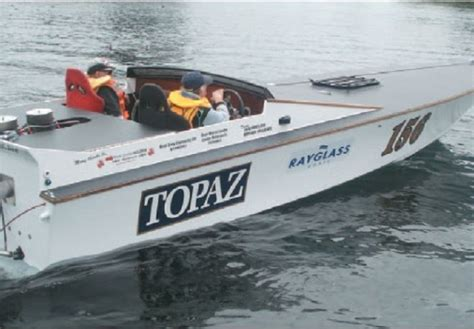 Vintage Offshore Boats by Classic Offshore Powerboat Topaz Boatmags