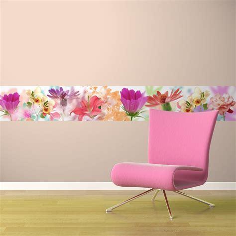 papier peint chambre romantique mirage frise papier peint ou en sticker adhésif