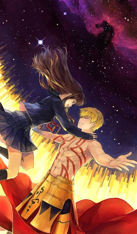 hakuno  gilgamesh fate  fatestay night