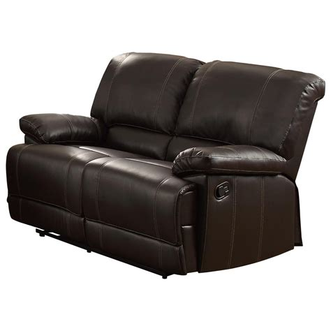Loveseats That Recline by Homelegance Cassville 8403 2 Reclining Seat
