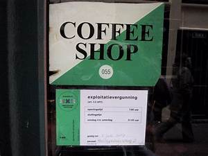 coffee shop license netherlands