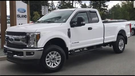 2019 ford f350 diesel 2019 ford f 350 xlt fx4 cer v8 diesel supercab review