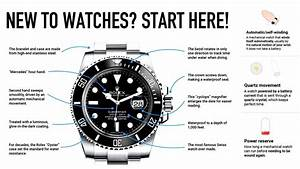 A Quick Beginner U0026 39 S Guide To Watches