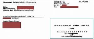 Einspruchsfrist Steuerbescheid Berechnen : tipp so k nnen sie ihren steuerbescheid pr fen ~ Themetempest.com Abrechnung