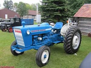 Ford Tractor Repair Manual Cd 3000 1965 To 1975  Ford