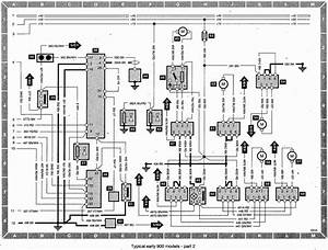 2000 Saab 95 Wire Diagram