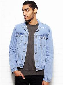Denim Jackets Men u2013 Jackets