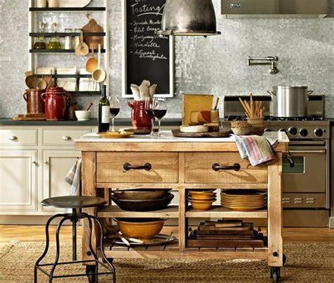 pottery barn kitchen ideas  pinterest living