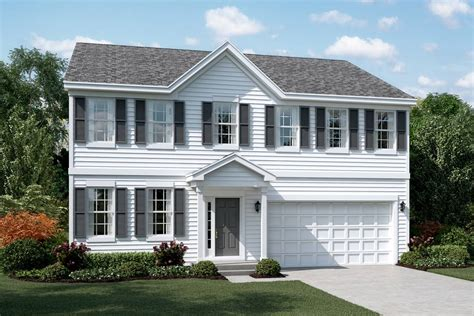 Sagebrook  New Homes In South Elgin, Il